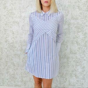 BCBGMaxazria Shirt Dress